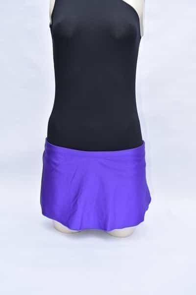 faldas-outlet-patin-medias-trajes-falda outlet cadera lila lisa