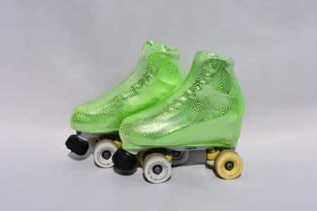 fundas-verde-plata-patinaje-cubrepatin-outlet-patin-patinaje-artistico-sobre-ruedas-fundas-estampadas