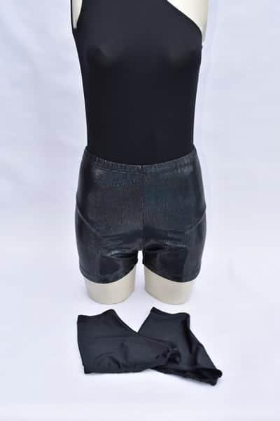 shorts negro outlet patin tienda patinaje terrassa