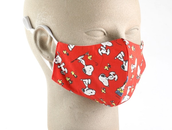 snoopy 1mascarilla outlet patin